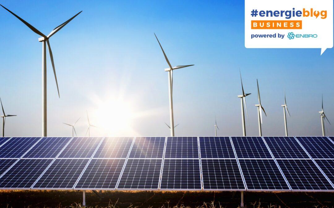 Is groene energie beter dan grijze energie?